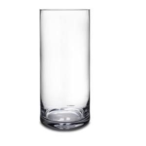 Wazon szklany 40cm x 15cm